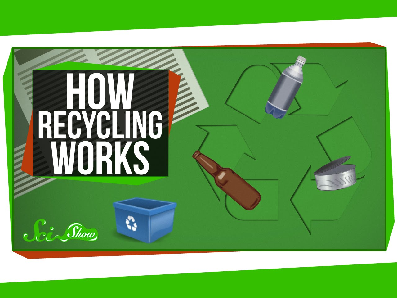 A Detailed Explanation for How Recycling Works