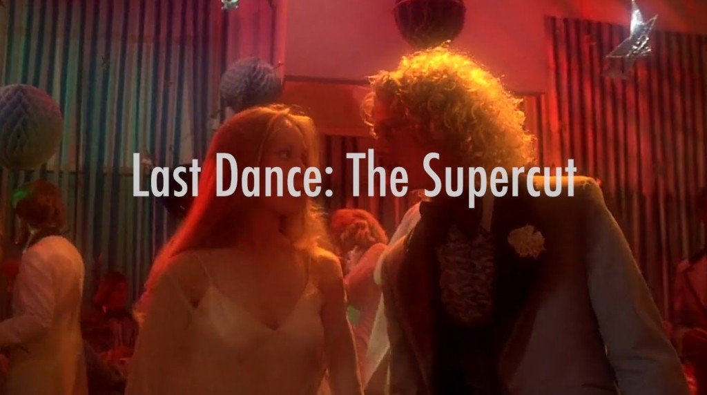 A Supercut of Popular Dance Scenes in Films Set to the Song 'Last Dance' by Donna Summer