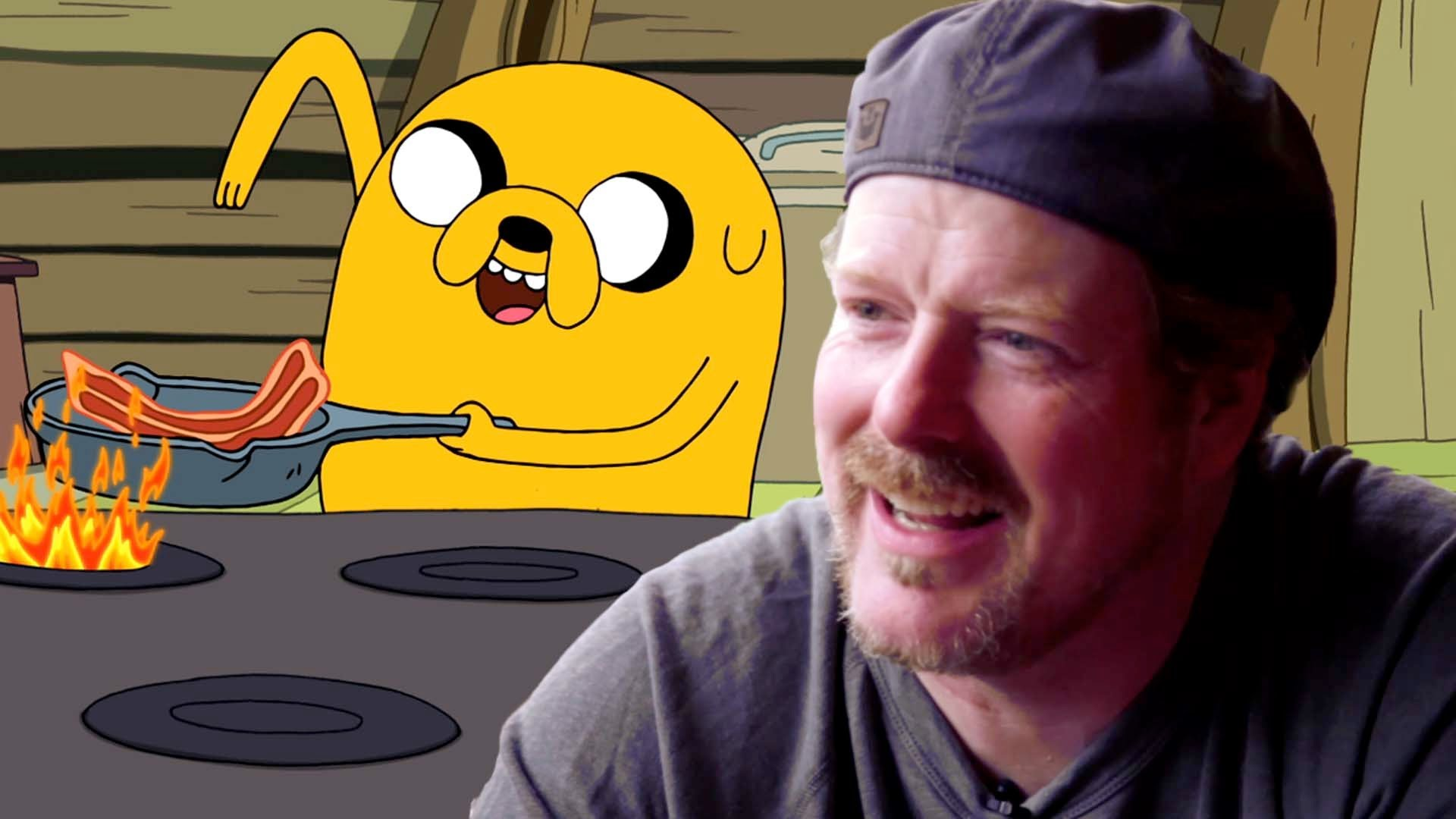 'Adventure Time' Voice Actor John DiMaggio (Jake the Dog) Gets Emotional When Asked If He Ever Tried Bacon Pancakes