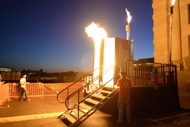 flambe 1