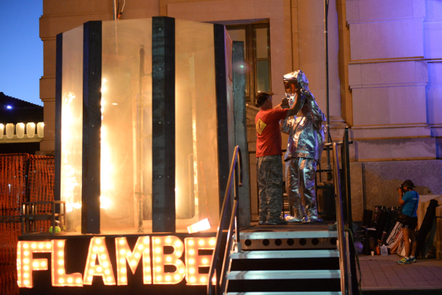 flambe 2