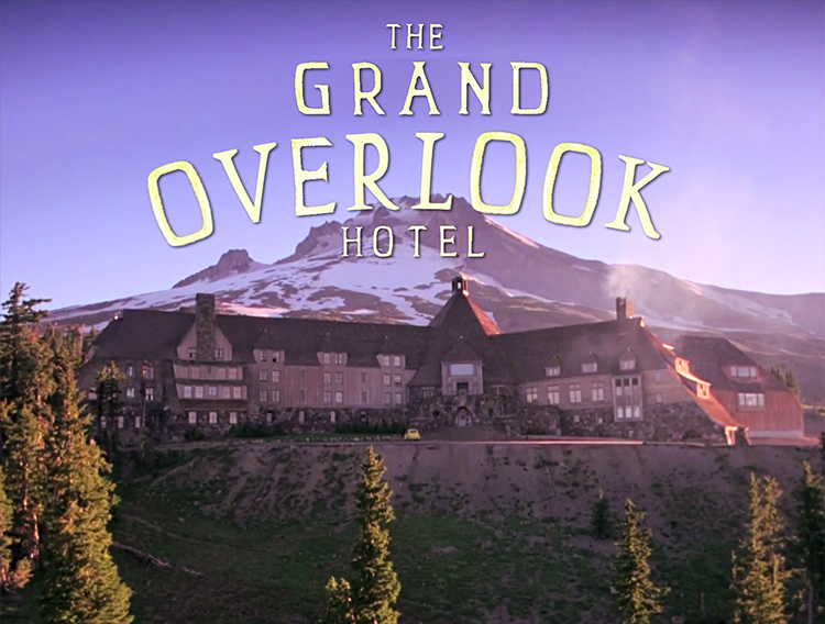 The Grand Overlook Hotel
