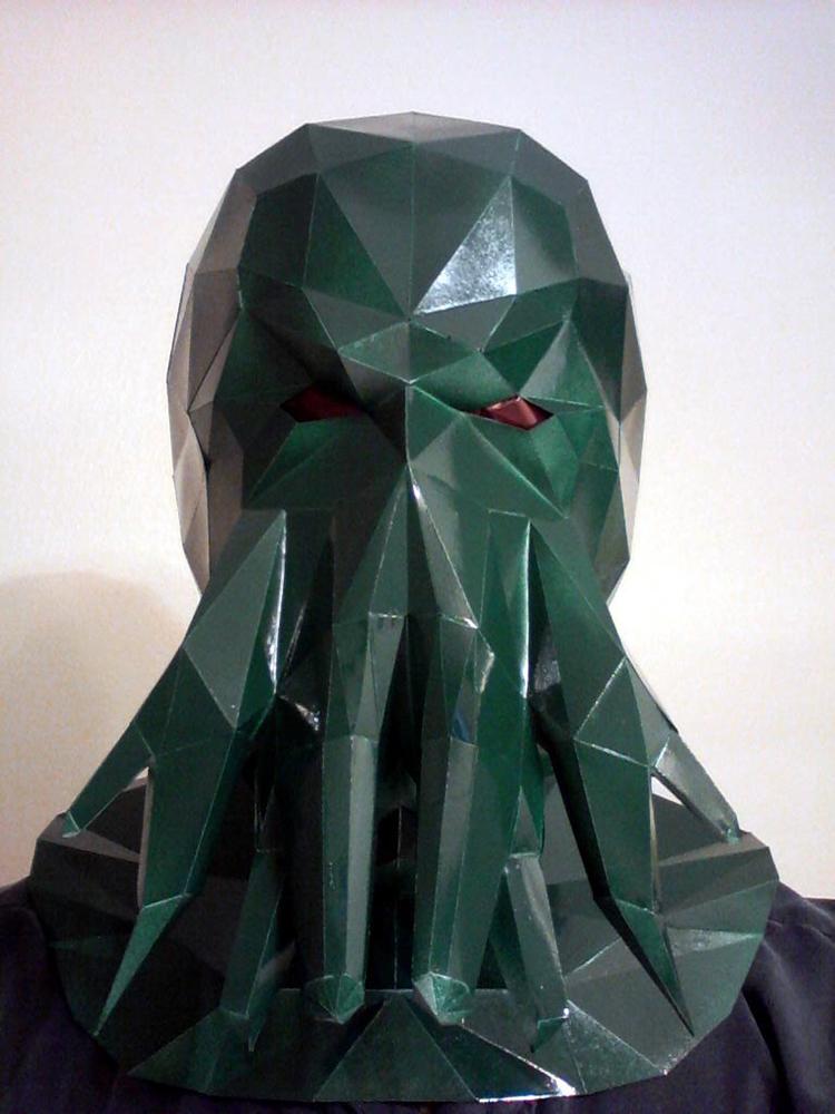 Cthulhu or Ood Mask