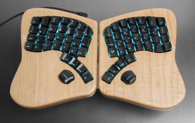 keyboardio 1