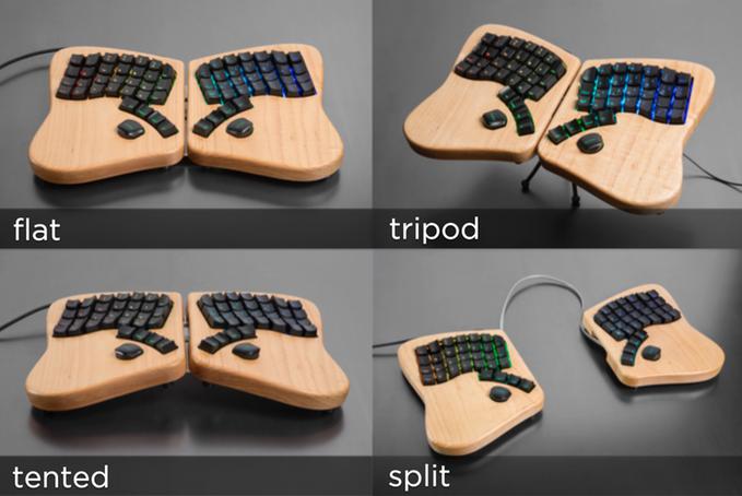keyboardio 4