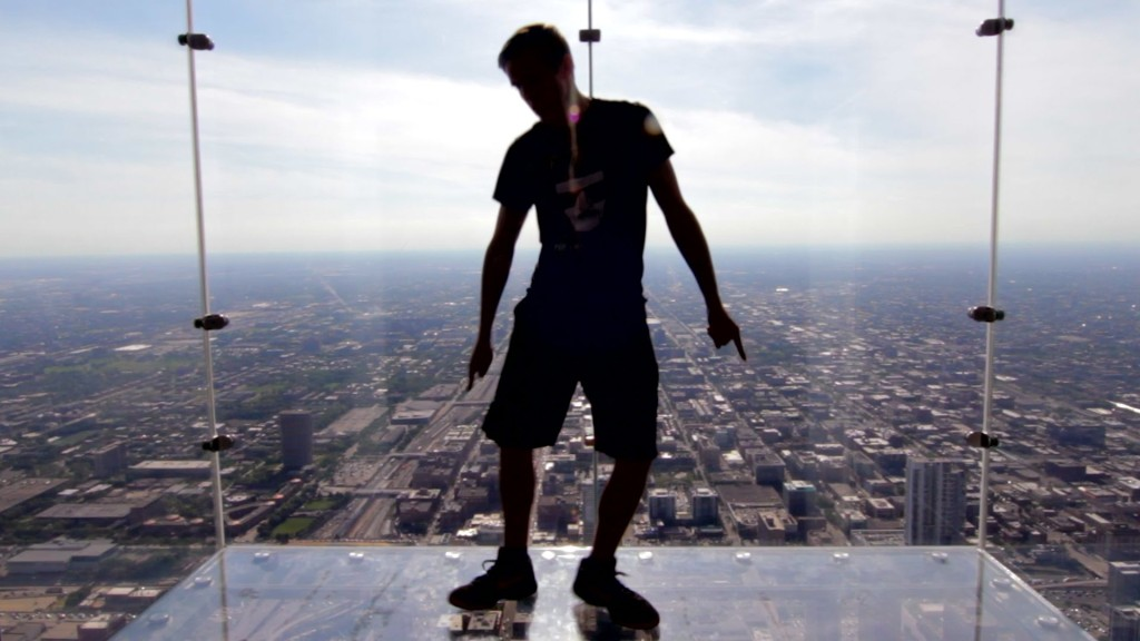 Man Performs the Same Dance Routine in 100 Different Places