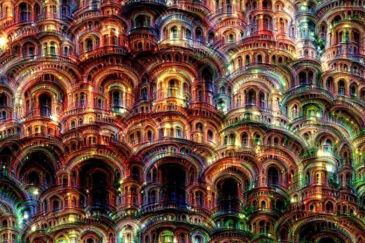 neural network abstract 1