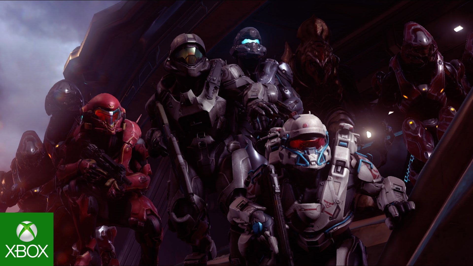 New 'Halo 5: Guardians' Trailers Showcase the Video Game's Campaign and Multiplayer
