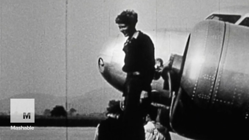 Newfound Footage of Doomed Aviator Amelia Earhart Shot Before Her Final Flight