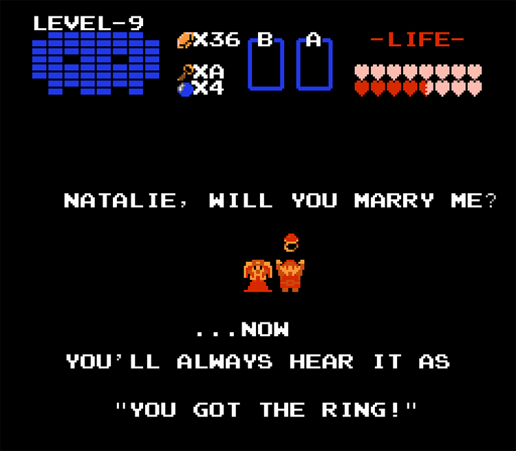 Legend of Zelda Proposal