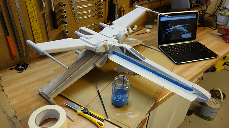 RC X-Wing