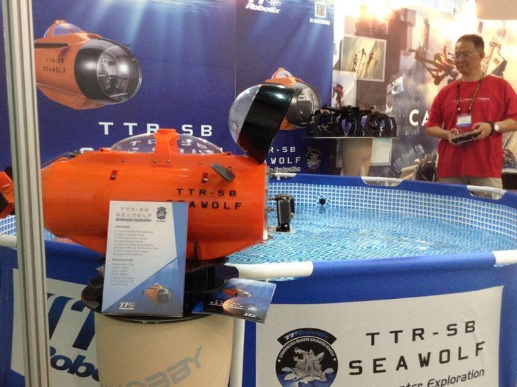 seawolf ttr-sb 2