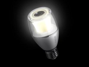 Sony LED Light Bulb Speaker