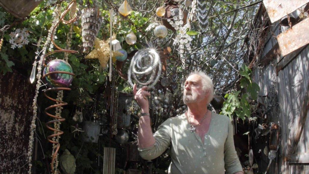 'The Imagination of Stonefox', A Short Film Profiling Sculptor Chuck Galvin