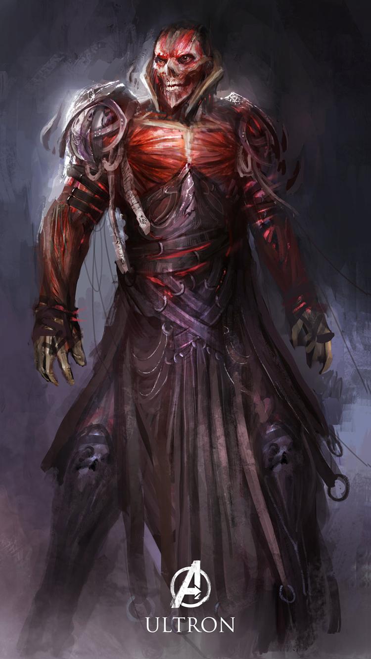 Ultron the Stringless