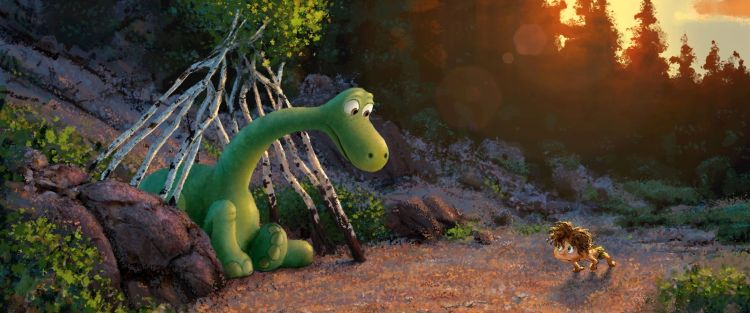 Good Dinosaur Meeting
