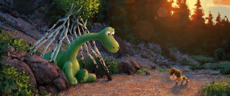 Good Dinosaur Meeting