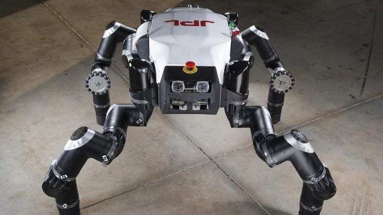 JPL RoboSimian