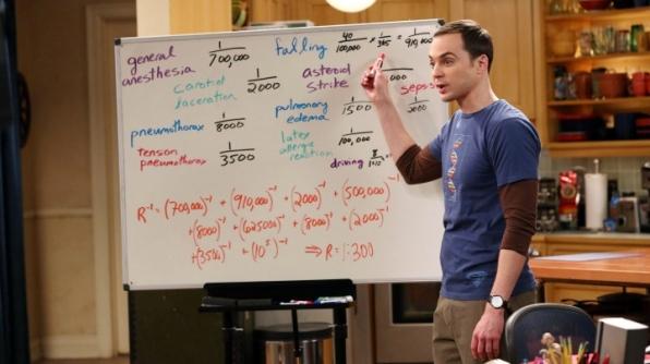 Sheldon at Board