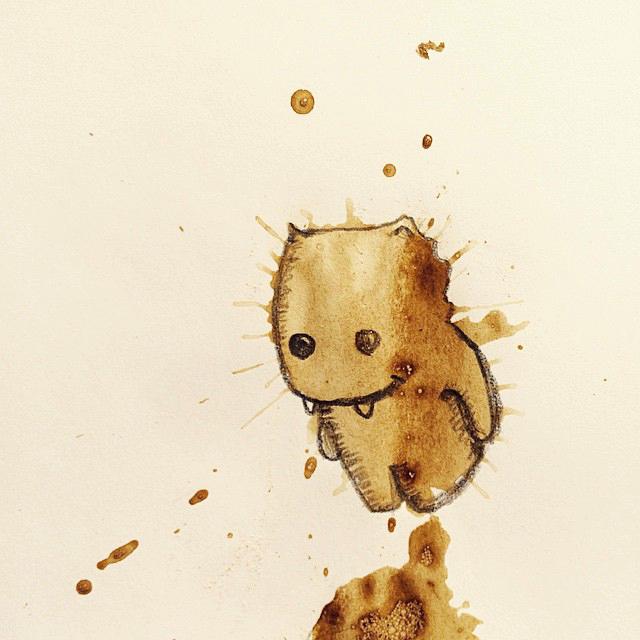 Coffee Monsters