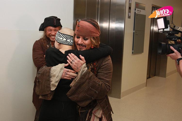 Jack Sparrow Hos