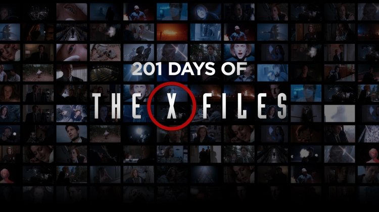 201 days of x-files
