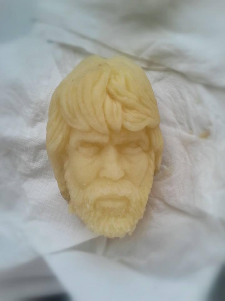 Chuck Norris Potato