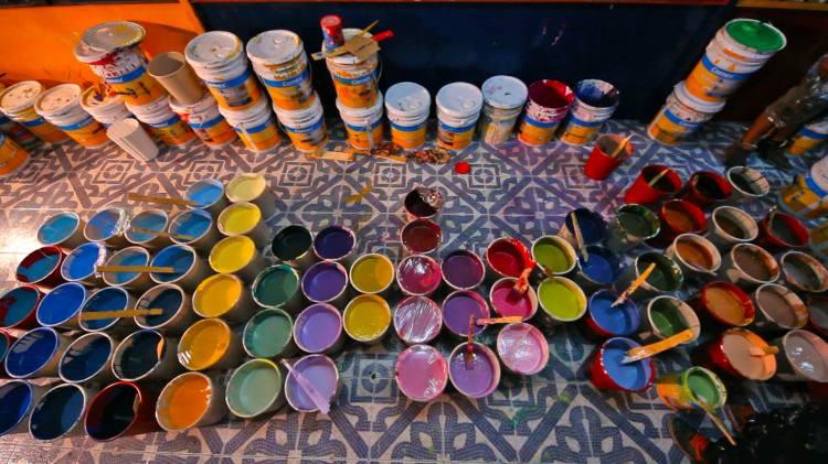 El MacroMural Paint