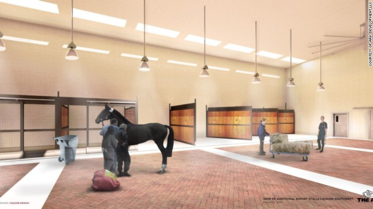 Equestrian Stable