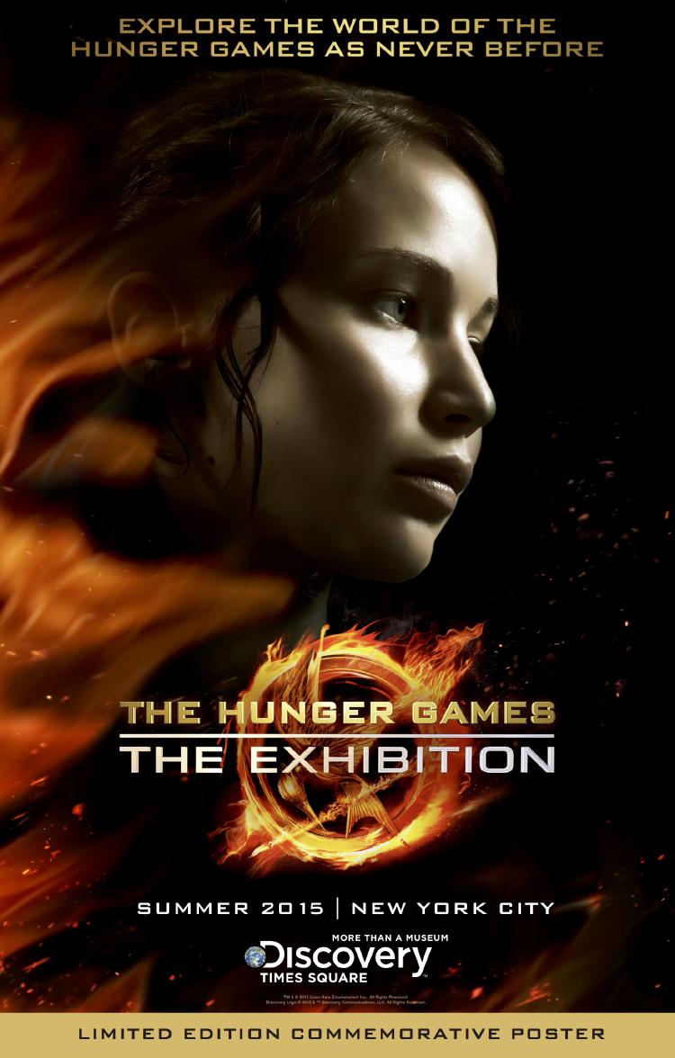 Hunger Games Exhibit