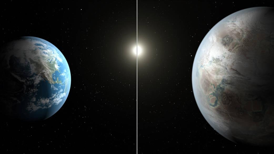 The NASA Kepler Mission Discovers Exoplanet Kepler-452b ...