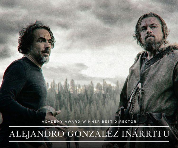 Leo DiCaprio and Alejandro G Inarritu