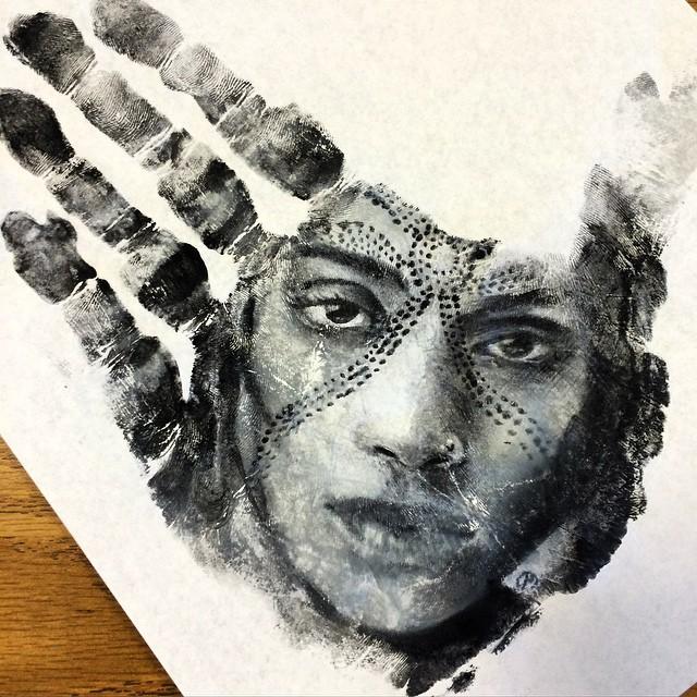 Lisa Bonet Print