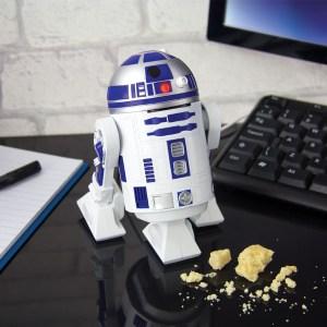 R2-D2 Desktop Vacuum Cleaner