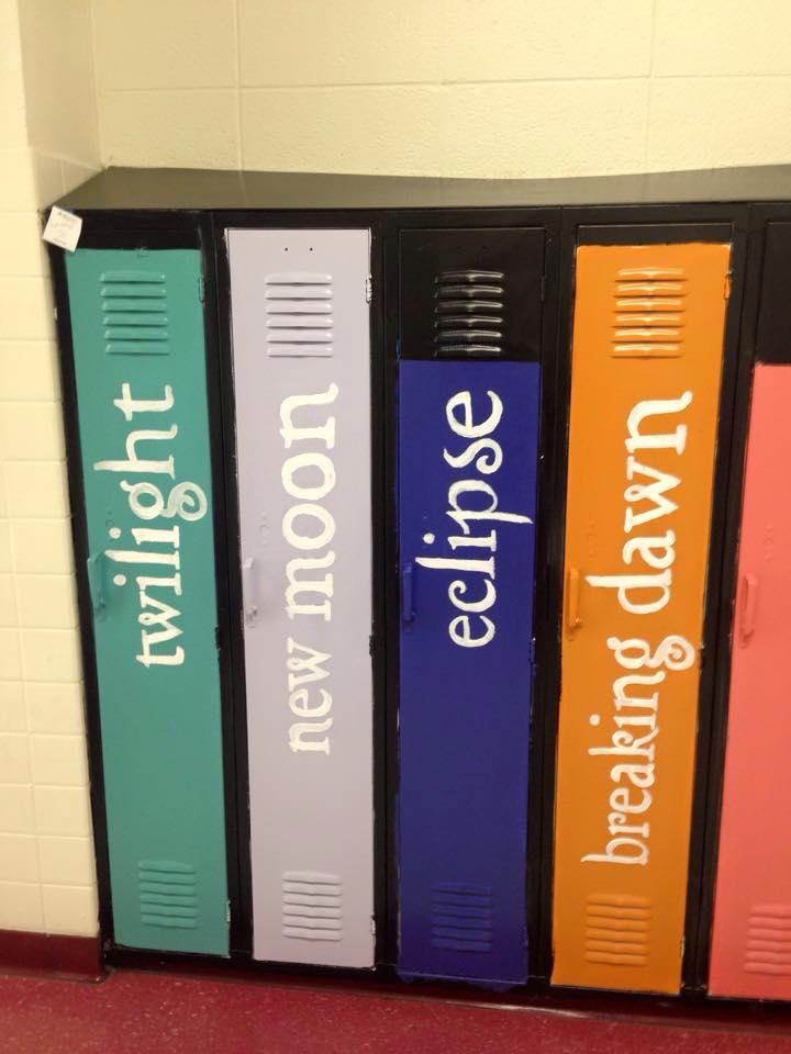 Literary Lockers