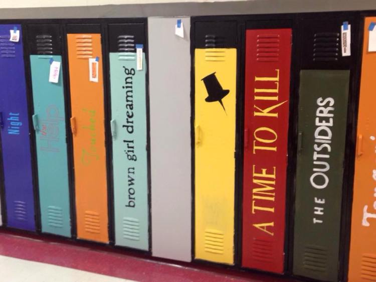 Literary Lockers