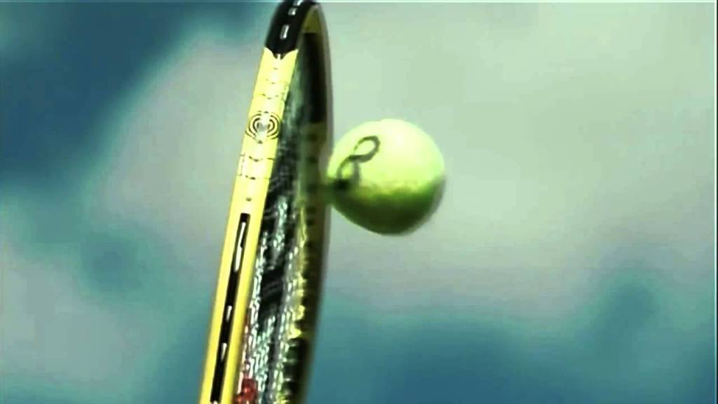 A 143-MPH Tennis Serve Filmed at 6,000 Frames Per Second