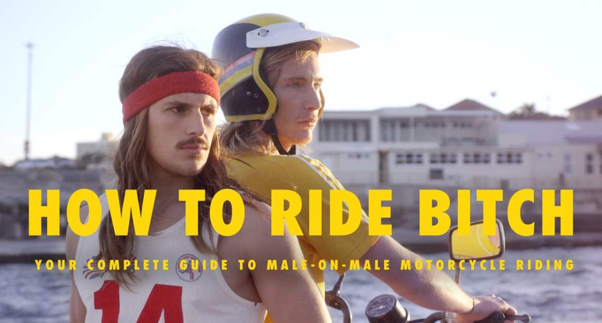 How to ride a man