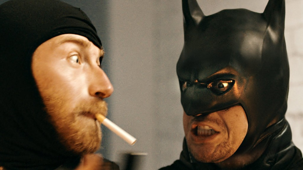 A Live-Action Short Where Batman Surprises His Enemies With an Arsenal of Silly Kicks and Backhand Punches