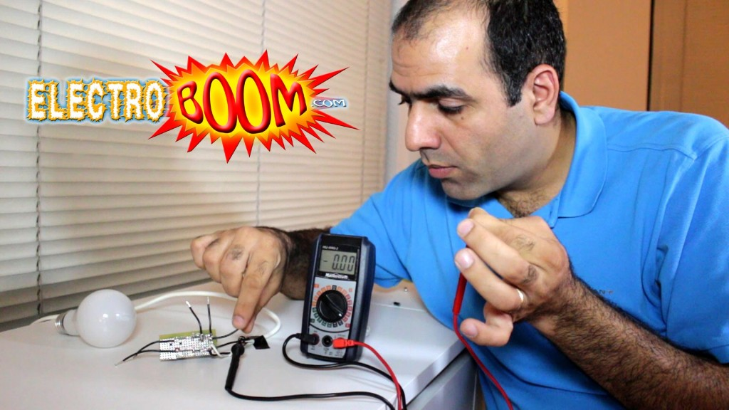 An Engineer Shocks Himself While Measuring the Capacitance of the Human Body Before Demonstrating a Safer Method