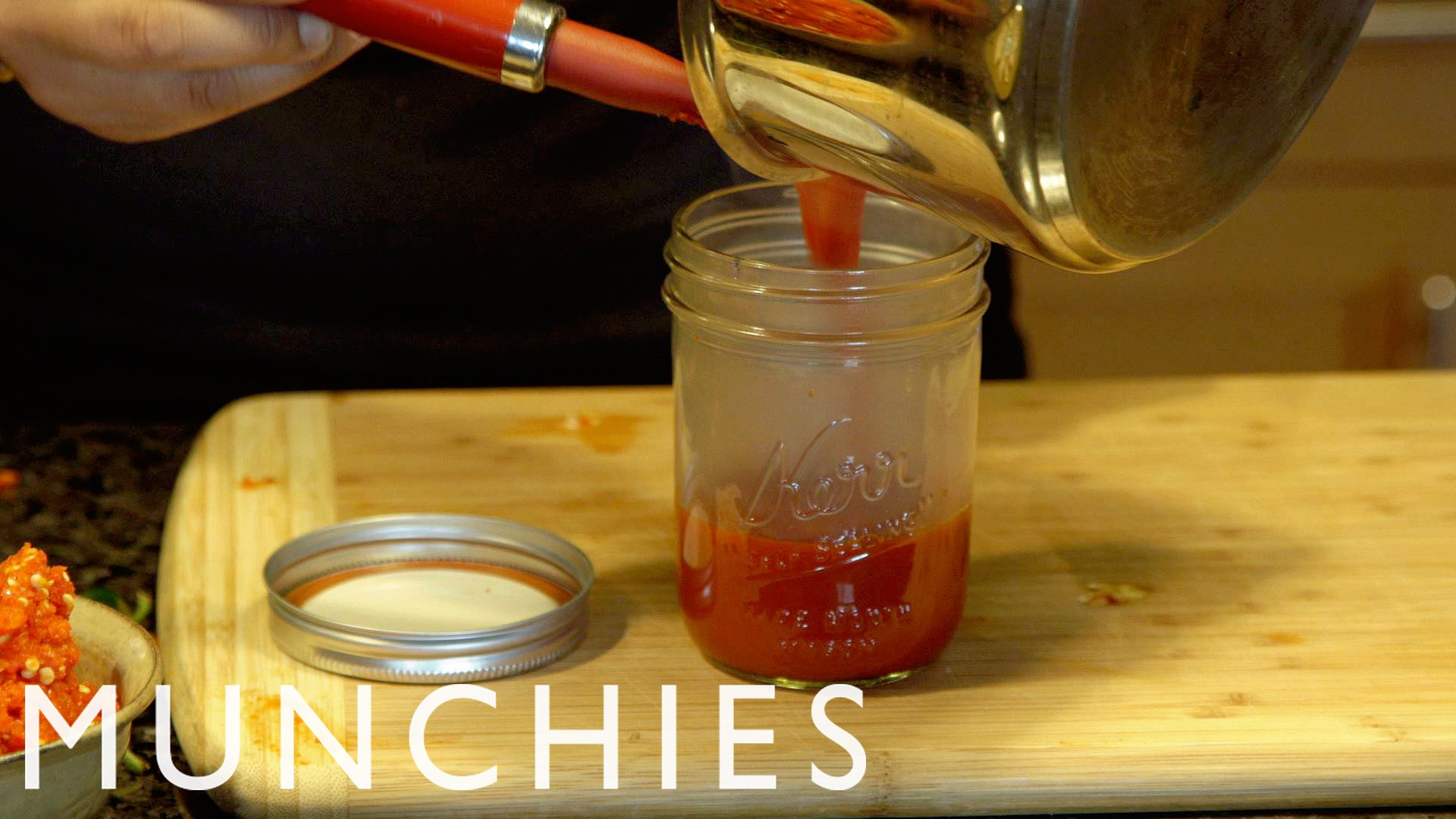 How to Make a Fermented Sriracha Sauce at Home