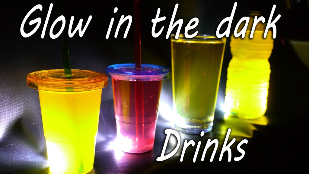 How to Make Your Drinks Glow in the Dark Using LEDs