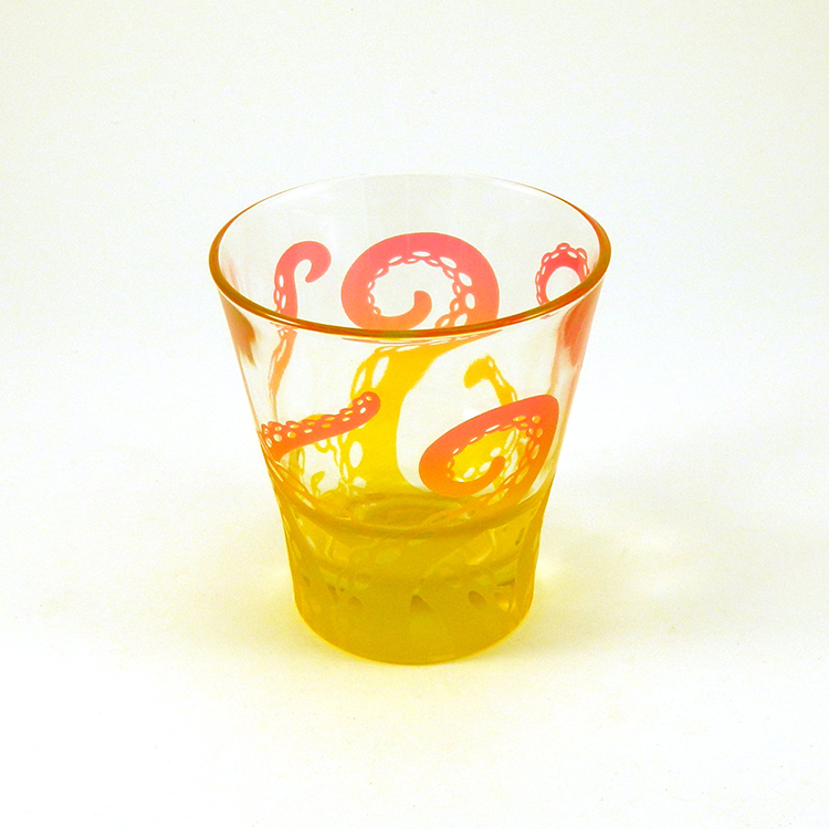 Embracing Tentacles Espresso Shot Glass