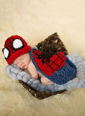Newborn Spider-Man