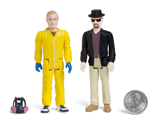Breaking Bad Reaction Figures