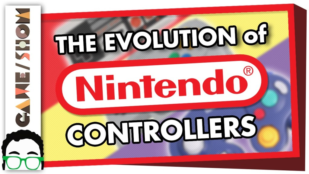 'PBS Game/Show' Examines the History of Nintendo's Video Game Controllers