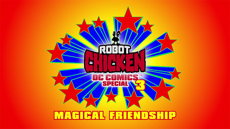 Robot Chicken DC Comics Special 3