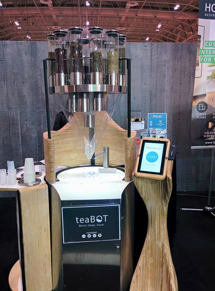 teaBOT 1