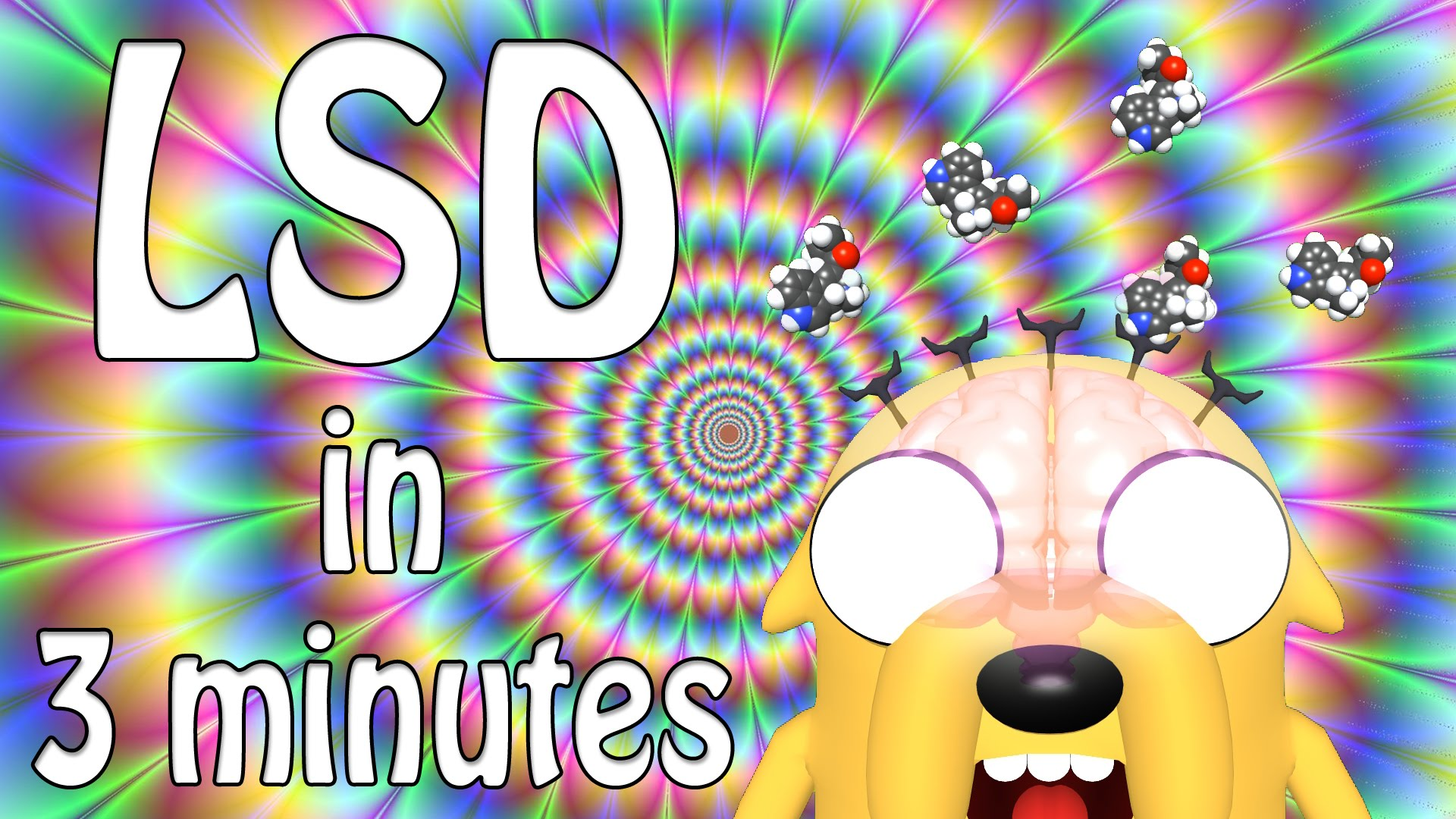 The Psychedelic Drug LSD (Lysergic Acid Diethylamide