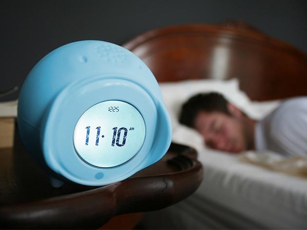 tocky alarm clock 2